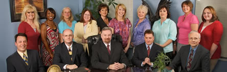bankruptcy law office - Indianapolis Bankruptcy offices photo of the Tom Scott bankruptcy team