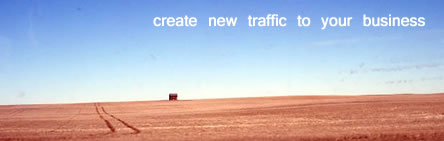 create new traffic to your business with a website